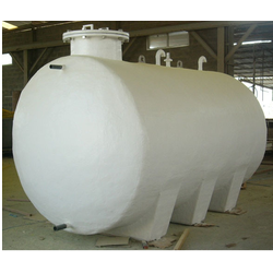 GRP Cylindrical Water Storage Tanks
