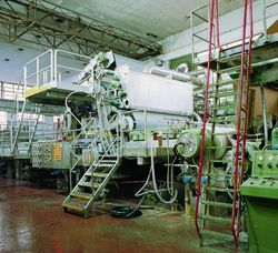 Paper Machine Equipment