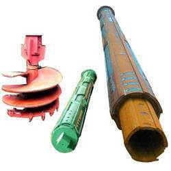 Tools for piling equipment