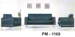 luxurious waiting sofa set