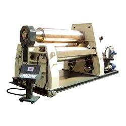 Industrial Plate Rolling Machines