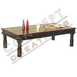 Wooden Designer Coffee Table