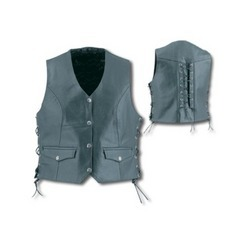 Ladies Vest Jacket-FCL J 007
