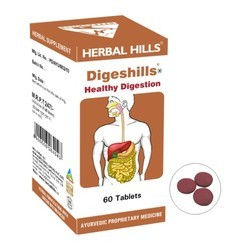 Herbal Digestive Tablet