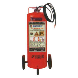 Mechanical Foam Type Fire Extinguishers