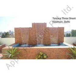 Three Sheet  Fountain