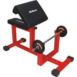 Preacher Curl Bench