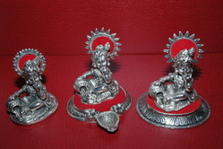 Metal Small Krishna