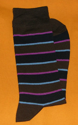 AOV /MN/ST/4 Men Stripe Socks