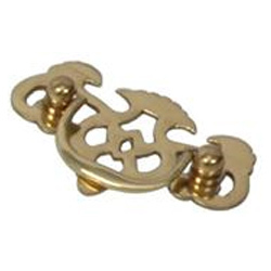 Cabinet Hardware: Wrought Iron Cabinet Pulls, Grip Pulls for