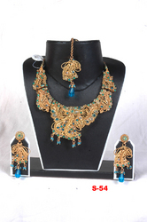 Bridal Jadau Necklace Sets