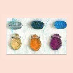 Glass Plain Beads
