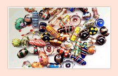 Glass Assorted Beads