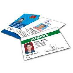 Magnetic Stripes ID Cards