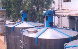 Distillery Blenders In Stainless Steel