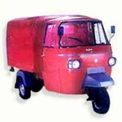 Piaggio Delivery Van