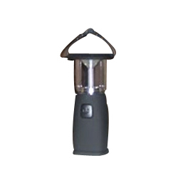solar handy lantern with hand cranking feature