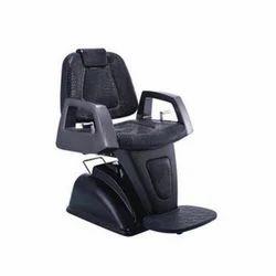 Hydraulic Barber Chair- Croco
