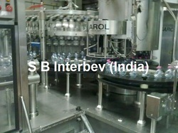 Used Complete Filling Line for Sparkling Water - Used Beverage / Bottling Plants and Machinery