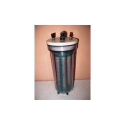 HHO Generator Cell Uses Tubes