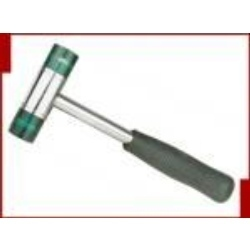 Plastic Hammer with Steel Handle