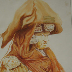 Afgani Lady