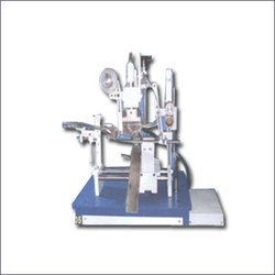 Nail Polish Cap Hot Foil Stamping Machine