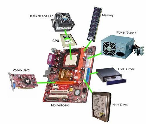 computer assembling computer hardware service provider from delhi