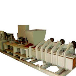 Coir Pith Block Machine