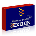 Exelon Pills Drop Shipper