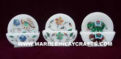 Marble Tea Coaster Sets