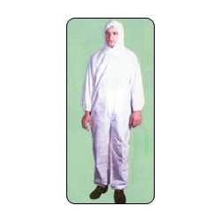 Non Woven Protective Coverall Suit