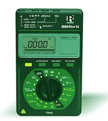 Digital Multimeter TRMS