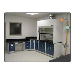 Fume Hood Science Lab