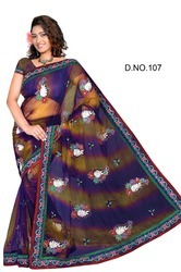 Vibrant Colors Sarees