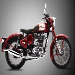 Enfield Bullet Thunderbird On Rent