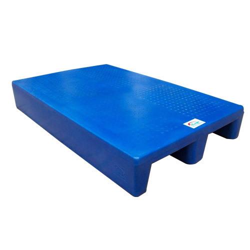 Two Way Entry Molded Plastic Pallet