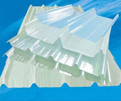 Skylight/Transperant Sheet - Poly Carbonate/ FRP Sheets