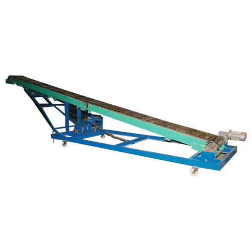 Mobile Loading And Unloading Conveyor