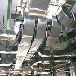 Industrial Air Conditioning Ducting
