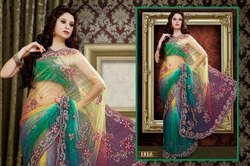 Zari Embroidered Sarees