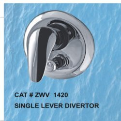 Single Lever Divertor