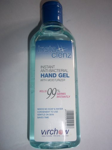 Insta Clenz (Anti-Bacterial Hand Gel)