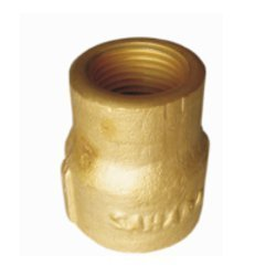 Brass Red Socket