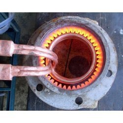 brazing of switch gear parts