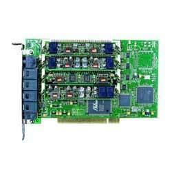 Telephone Voice Logger PC Based with PCI Card