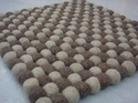 wool ball rugs