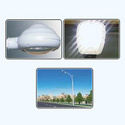 Led Type Pole Mounted Light Fitting