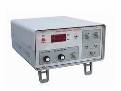 Audio+Oscillator