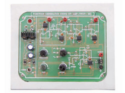 Unifunction Generator Using Op-amp
